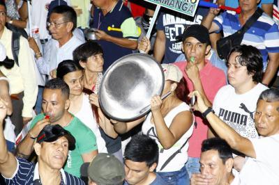 Mañana, Pico y Placa regresa con rotación y protesta en Bucaramanga