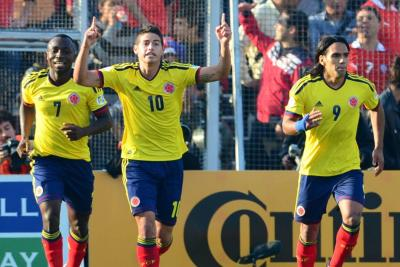 España siempre le gana a Colombia en este minuto