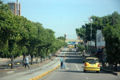 600 mil vehículos no circularán este 14 de junio en el área metropolitana
