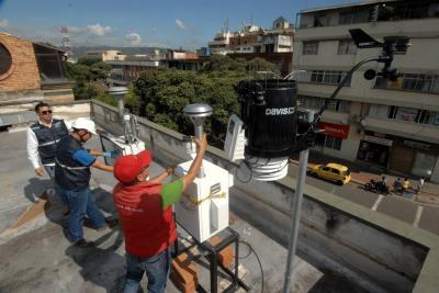 Así medirán la polución durante el 'Día sin carro' en Bucaramanga