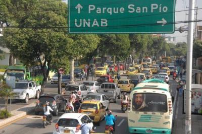 De nuevo se cae el Pico y Placa en Bucaramanga