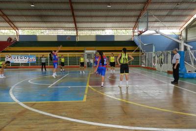 Se está llevando a cabo la fase provincial de los Juegos Supérate 2017