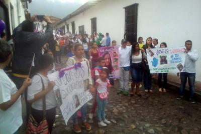 Gironeses marcharon para frenar la violencia contra la mujer