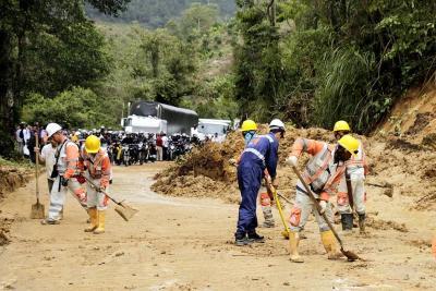 Santander cuenta con $22 mil millones para obras de mitigación