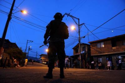 En 487 municipios de Colombia los homicidios son cosa del pasado