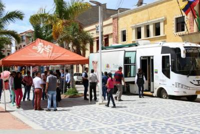 ¿Busca trabajo? Entre 12 y 16 de junio ofertarán 757 vacantes en Bucaramanga