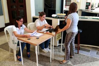 Se cerraron las votaciones para elegir a los Jueces de Paz en Bucaramanga