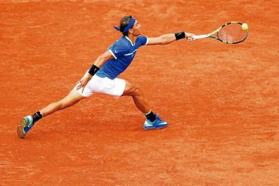 Nadal, el rey de Roland Garros