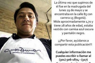 Médico Fabián fue asesinado con mezcla de alcohol y antidepresivo