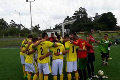 Selección Santander juvenil cayó el martes en el debut