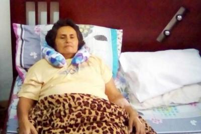 Tiene cáncer, ya hizo metástasis y Cafesalud la abandonó en Bucaramanga