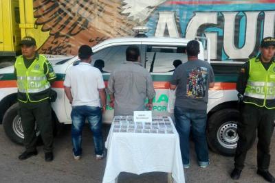 Camión de Bavaria fue asaltado por delincuentes