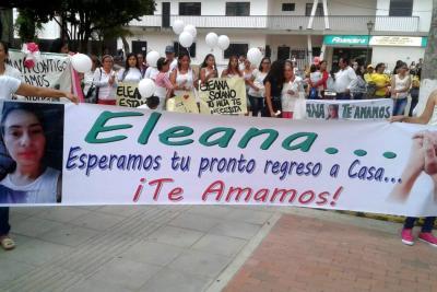 Mujer cumple 15 días desaparecida en Lebrija, Santander