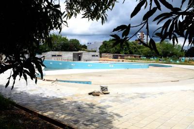 Obras del Parque del Agua en Barrancabermeja llevan un mes suspendidas
