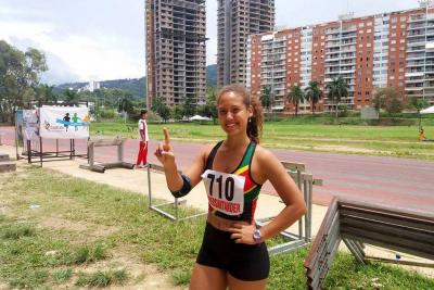 Atletismo local estará en el Nacional Juvenil