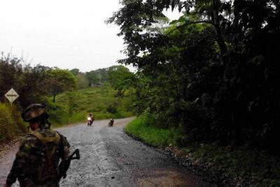 Ataque del Eln en Arauca deja un soldado muerto y tres heridos