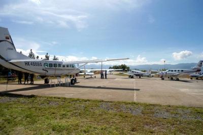 En julio arrancaría modernización de aeropuerto de San Gil