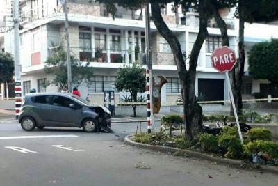 Dos motociclistas murieron en accidente en Bucaramanga