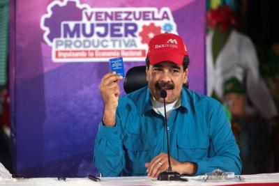 Maduro afirma que Twitter desactivó miles de cuentas de chavistas