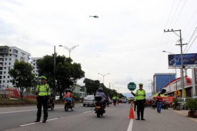 Más de un millón de vehículos se movilizan durante este puente festivo