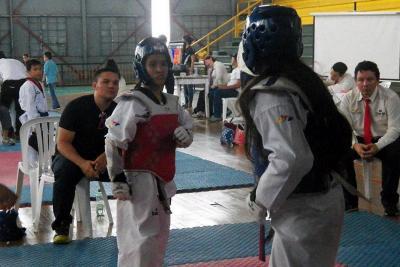 Barrancabermeja acogió el taekwondo santandereano