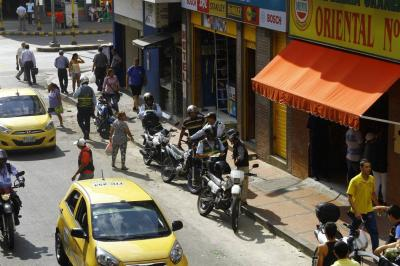 Suspenden licencias al 4% de los conductores 'piratas' de Bucaramanga