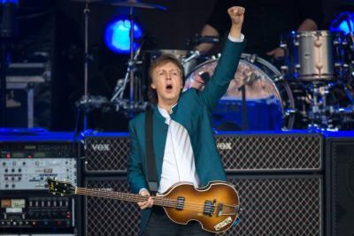 Confirmada fecha de Paul McCartney en Medellín