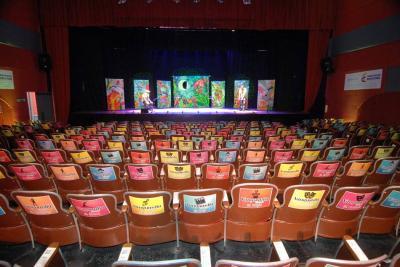 Teatro Corfescu  de Bucaramanga 'no bajará el telón'