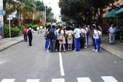 Estudiantes de colegios públicos de Santander regresarán a clases el próximo 4 de julio