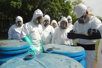 Unas 14 mil empresas estarían generando residuos peligrosos en Bucaramanga