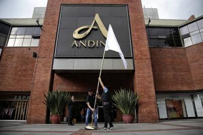 Heridos y familiares de fallecidos del Andino demandarán al centro comercial