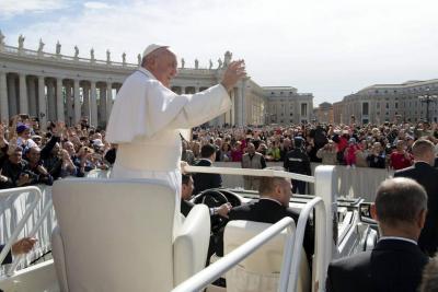 Conozca la agenda de la visita del Papa Francisco a Colombia
