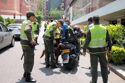 Bajan riñas, hurtos y homicidios en Bucaramanga pero crece el robo de motos