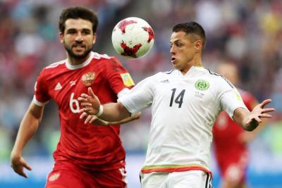 México espera rival en la semifinal de la Copa Confederaciones