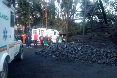 Ocho mineros muertos y 5 desaparecidos en mina de Cundinamarca