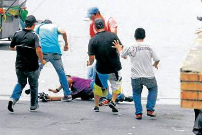 Lesiones personales bajan 10,5 % en lo que va de 2017 en Bucaramanga