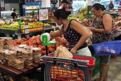 En mayo, gasto de los hogares de Bucaramanga decreció 1,41%
