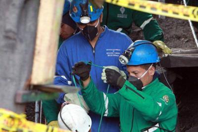 Con 13 mineros muertos, terminaron labores de rescate en la mina de Cucunubá