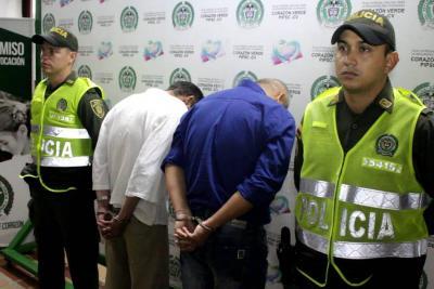 Capturan a presuntos estafadores de bancos en Bucaramanga