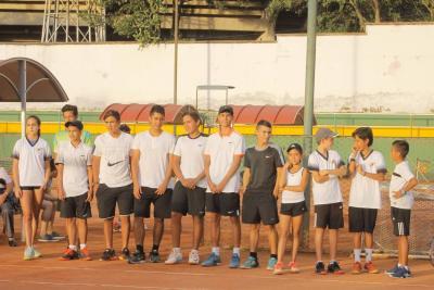 Tenis de Santander juega en Pereira