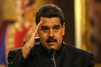 """""""Lo que no se puede con los votos, lo haríamos con las armas"""": Nicolás Maduro"""