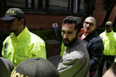 Los capturados no aceptaron  cargos por atentado al Andino