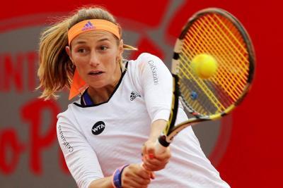 Mariana Duque avanzó a la final del cuadro clasificatorio de Wimbledon