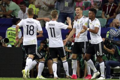 Alemania y Chile disputarán la final de la Copa Confederaciones