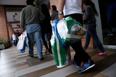 A partir del próximo sábado se cobrarán las bolsas plásticas