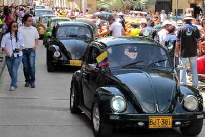 Inicia el Festival de Verano en San Gil