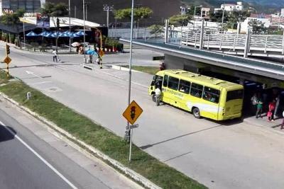Ampliarán ruta de Metrolínea que beneficiará a 3 mil familias de Piedecuesta