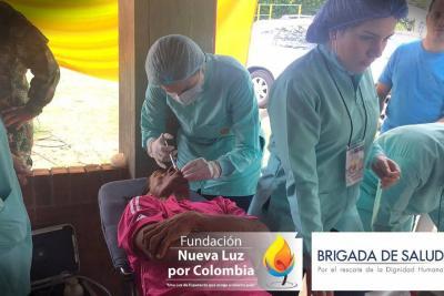 El próximo domingo 9 de julio habrá brigada de salud con habitantes de calle de Bucaramanga
