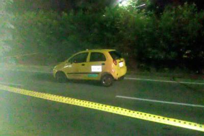 Peatón murió luego de  ser arrollado por un taxi