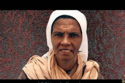 Prueba de vida de monja colombiana secuestrada en Malí